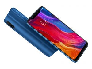 Xiaomi Mi 8 le smartphone qui nargue les meilleurs photophones